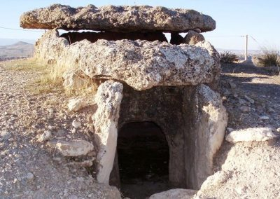 13 Dolmen de Gorafe 2 retocado